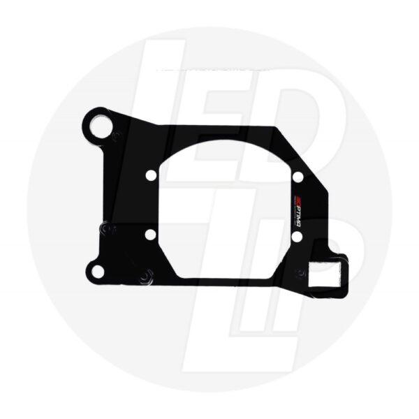 Переходные рамки на Infiniti FX 50 (S50) (03-08 г.в.) под линзы Bi-LED