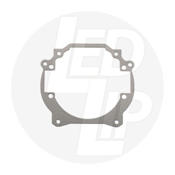 Переходные рамки на Land Rover Discovery III (04-09 г.в.) под линзы Bi-LED
