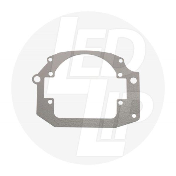 Переходные рамки на Subaru Outback III (BP) (03-09 г.в.) под линзы Bi-LED