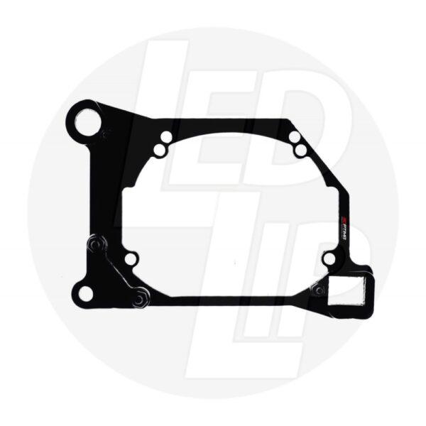Переходные рамки на Infiniti FX 50 (S50) (03-08 г.в.) под линзы Hella 3R