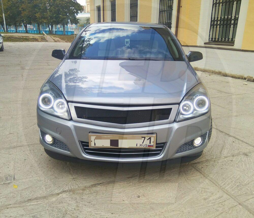 Ангельские глазки Opel Astra H