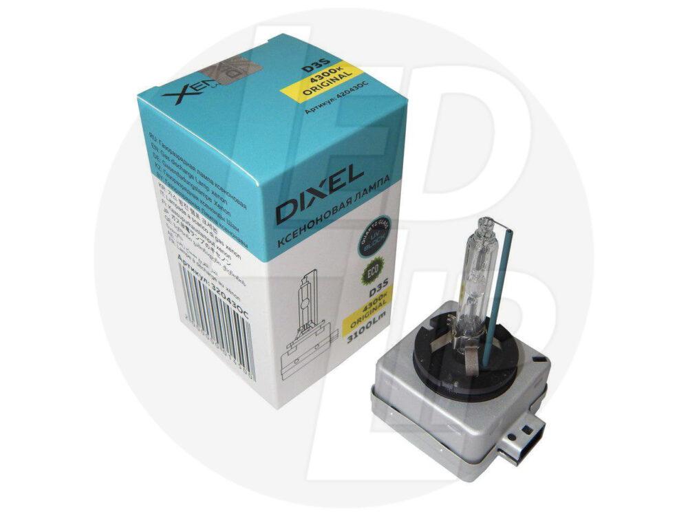 Ксеноновая лампа Dixel D3S Classic