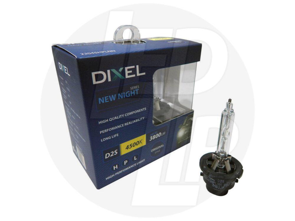 Ксеноновые лампы DIXEL HPL NEW NIGHT D2S