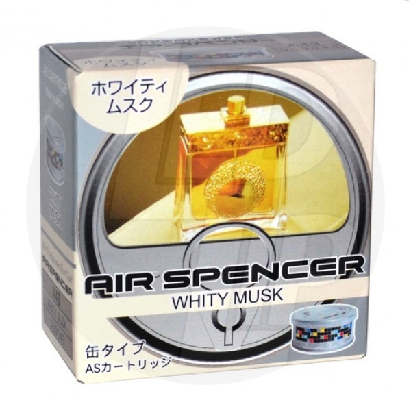 Ароматизатор Eikosha Air Spencer аромат- Whity musk/Белый мускус (A-43)