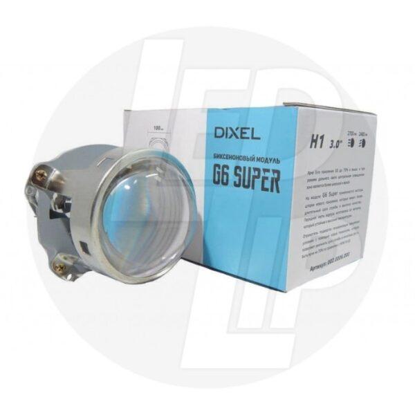 Би-линза Dixel G6 SUPER H1 3.0 дюйма