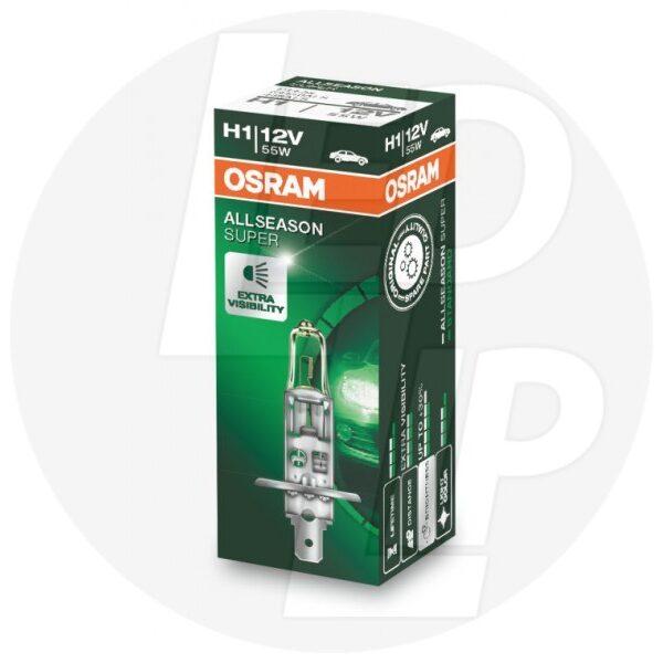 Галогеновая лампа H1 Osram 64150ALS