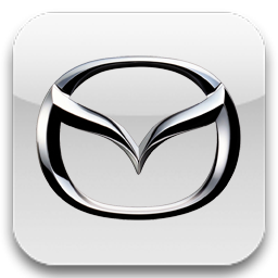 Ангельские глазки Mazda