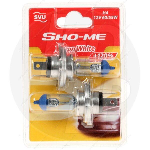 Галогенная лампа SHO-ME H4 SVU