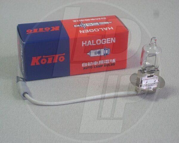 Галогеновая лампа Koito H3 0454