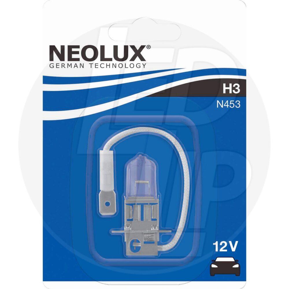 Галогеновая лампа NEOLUX N453-01B H3