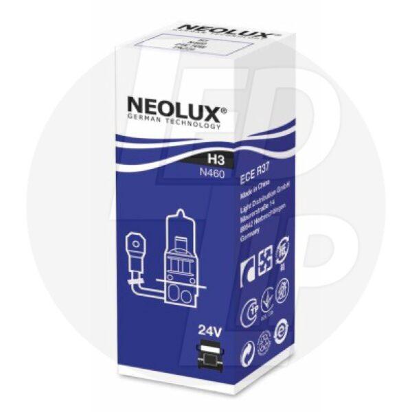 Галогеновая лампа NEOLUX N460 H3