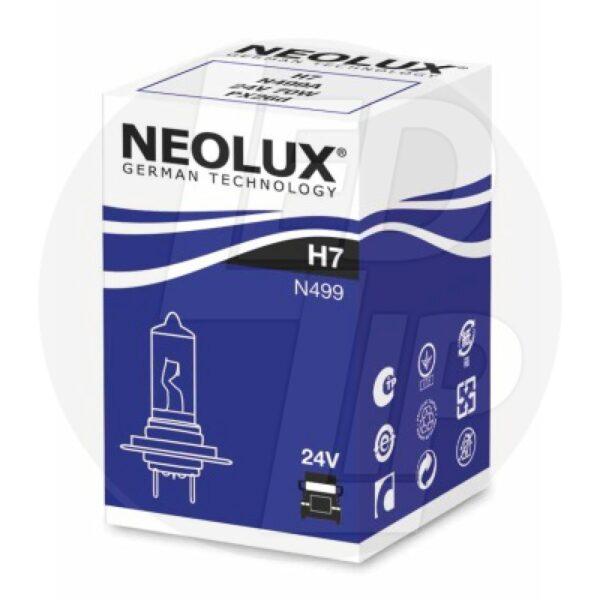 Галогеновая лампа NEOLUX N499A H7