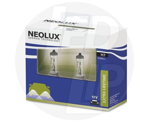 Галогеновая лампа NEOLUX N499LL-SCB H7