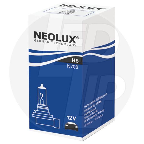 Галогеновая лампа NEOLUX N708 H8