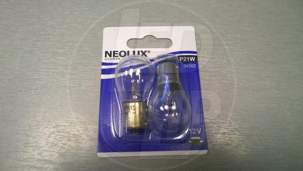 Галогеновая лампа NEOLUX P21W-02B