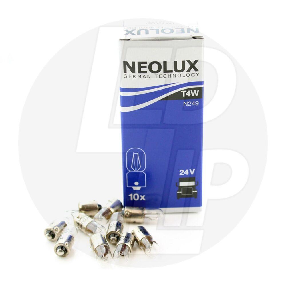 Галогеновая лампа NEOLUX T4W N249
