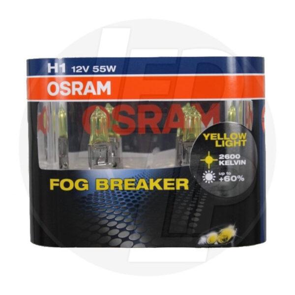Галогеновая лампа OSRAM H1 62150 FBR