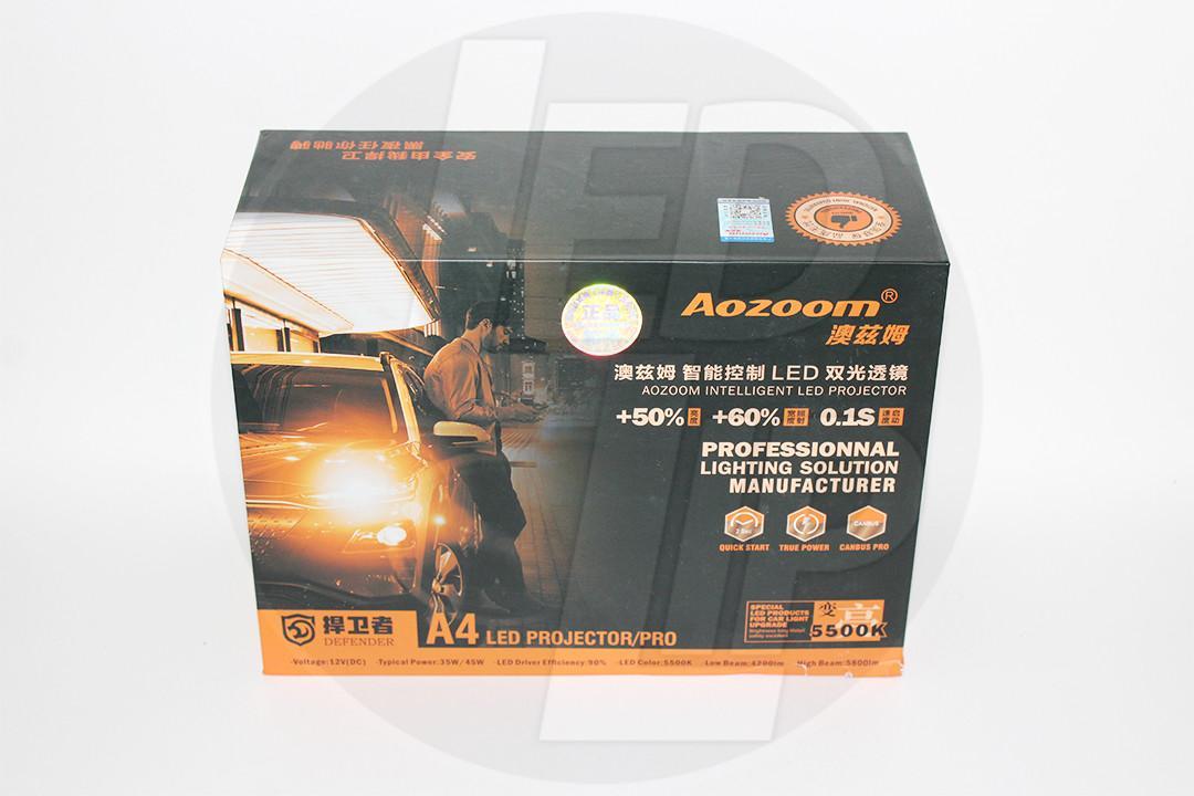 Светодиодный модуль Aozoom A4 Bi-Led