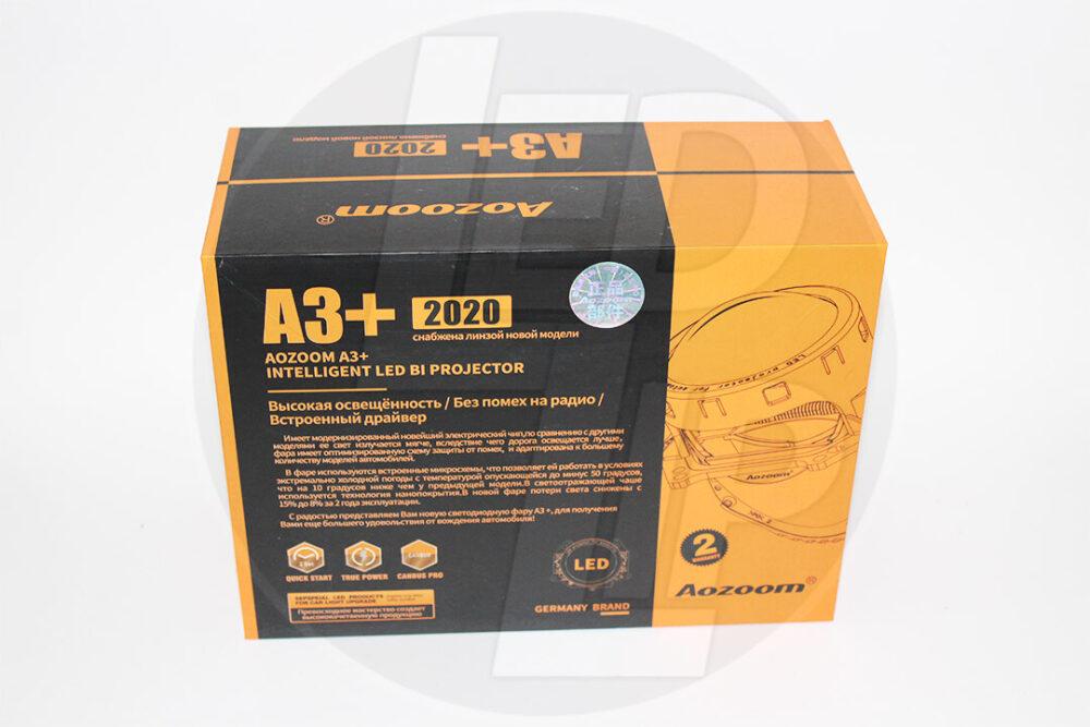 Светодиодный модуль Aozoom A3+ Bi-Led