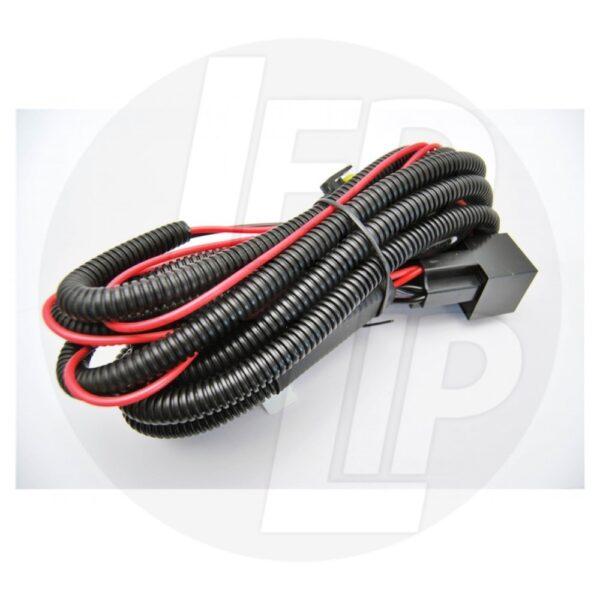 Реле проводка для подключения ПТФ под цоколь H11