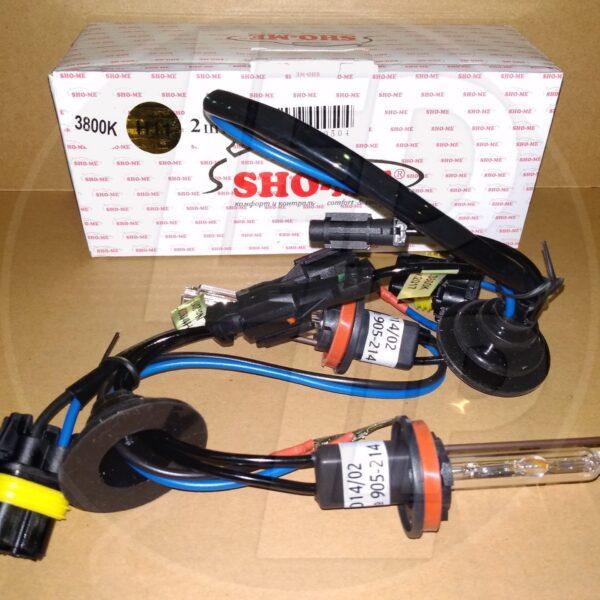 Ксеноновая лампа SHO-ME H11 6000K00K800K