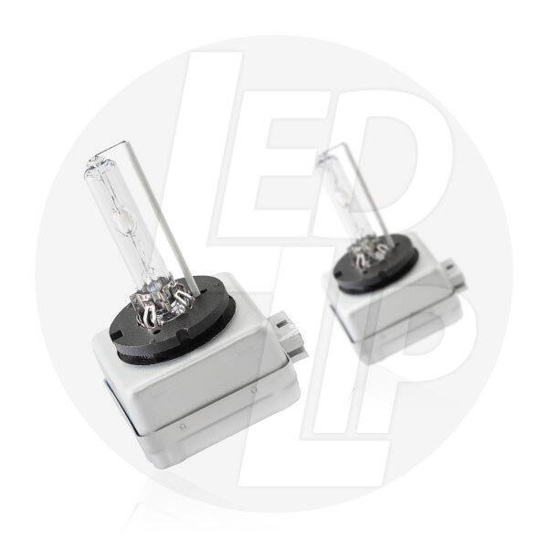 Ксеноновая лампа SHO-ME D3S 4300K