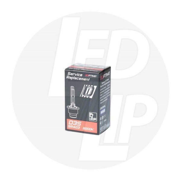 Ксеноновая лампа Optima Service Replacement D3S 5000K