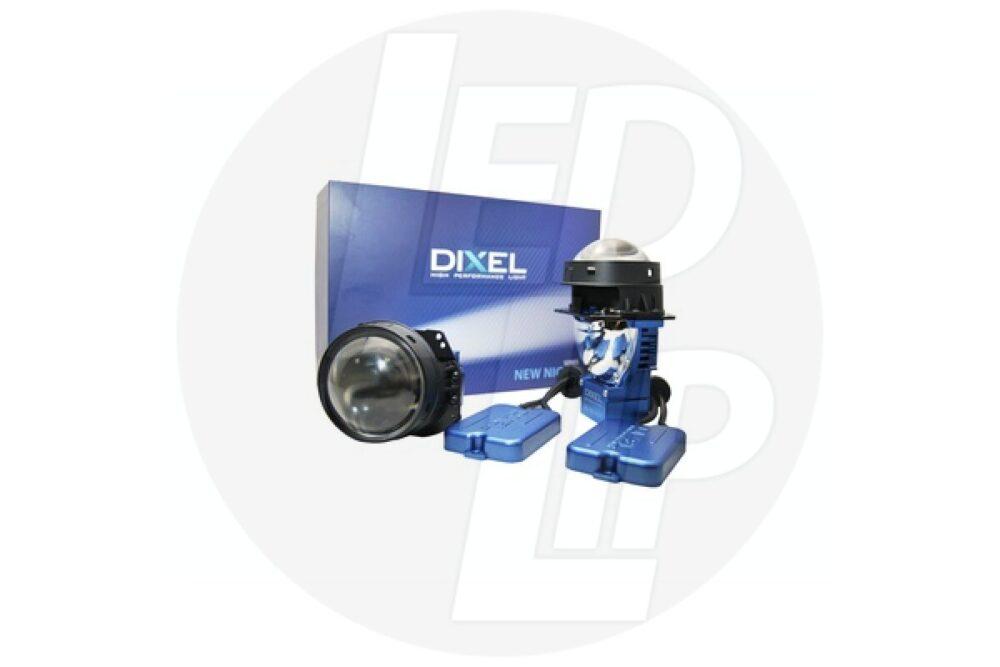 """Светодиодный би-модуль DIXEL NN X2 3.0"""" 4800K"""