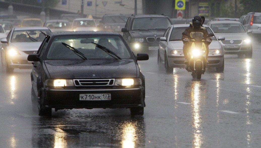 Правила использования световых приборов автомобиля.