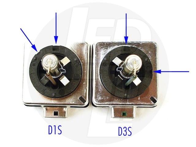 D1S D3S