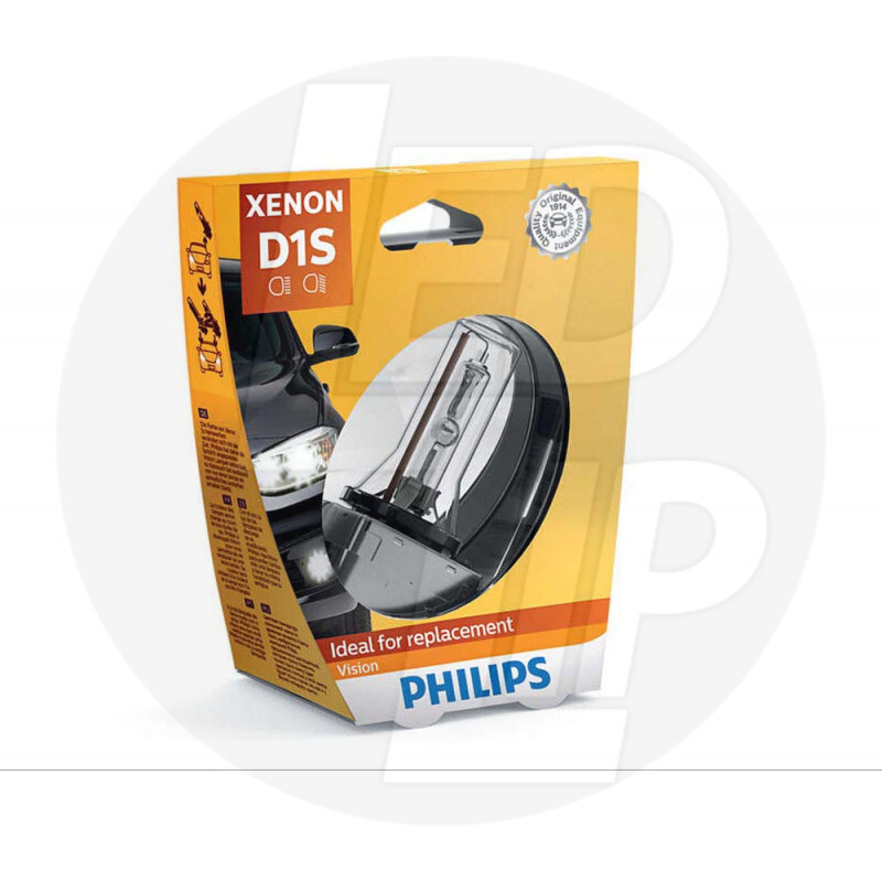 PHILIPS D1S Vision 4400K